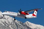 OE-LGN - Austrian Airlines/Arrows/Tyrolean de Havilland Canada DHC-8-400Q / Bombardier Q400 aircraft