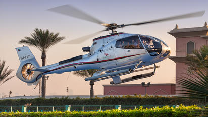 A6-FLY - Falcon Aviation Eurocopter EC130 (all models)