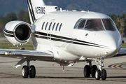 N258MS - Private Hawker Beechcraft 800XP aircraft