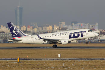 SP-LDH - LOT - Polish Airlines Embraer ERJ-170 (170-100)