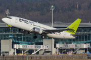 YL-BBY - Air Baltic Boeing 737-300 aircraft