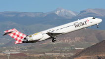 EC-MGT - Volotea Airlines Boeing 717 aircraft