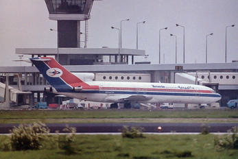 4W-ACG - Yemenia - Yemen Airways Boeing 727-200
