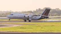 OO-DWE - Brussels Airlines British Aerospace BAe 146-300/Avro RJ100 aircraft