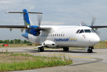 HB-AFF - Farnair Europe ATR 42 (all models)