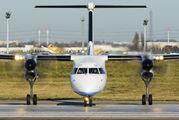 G-ECOT - Flybe de Havilland Canada DHC-8-400Q / Bombardier Q400 aircraft