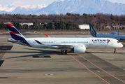 PR-XTD - LATAM Airbus A350-900 aircraft