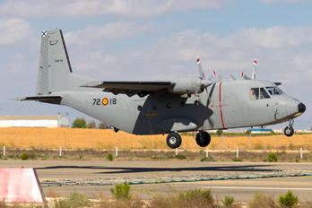 T.12B-62 - Spain - Air Force Casa C-212 Aviocar
