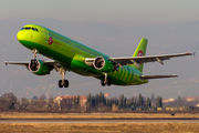 VP-BPO - S7 Airlines Airbus A321 aircraft