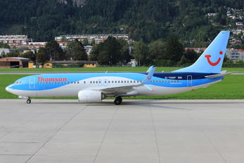 G-TAWP - Thomson/Thomsonfly Boeing 737-800