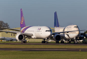 HS-TJE - Thai Airways Boeing 777-200ER