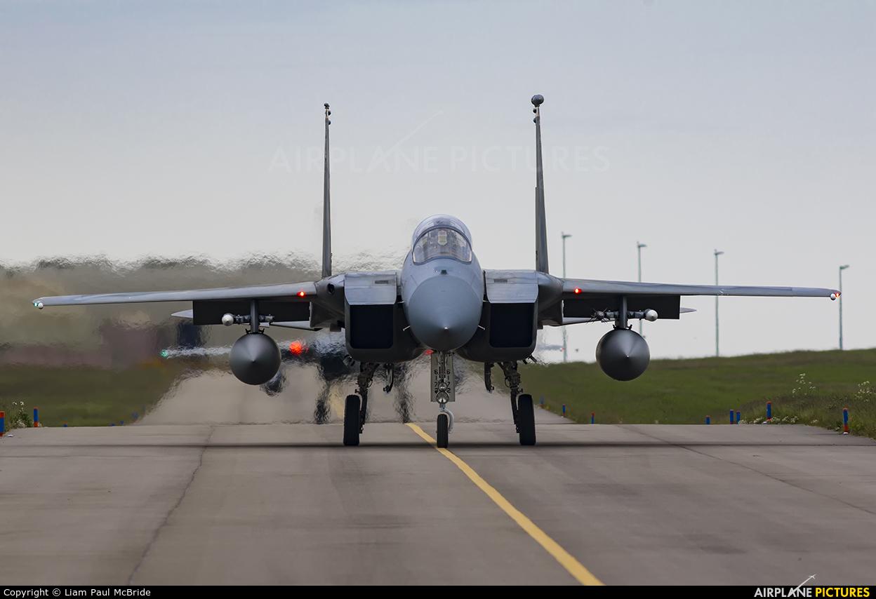 USA - Air Force 86-0172 aircraft at Lossiemouth