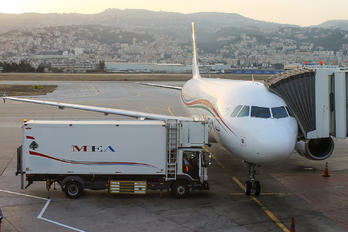 OD-MRR - MEA - Middle East Airlines Airbus A320