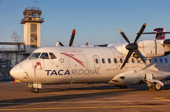 HR-AUX - TACA Regional ATR 42 (all models)