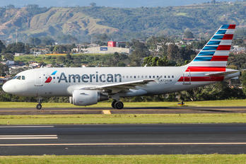 N724UW - American Airlines Airbus A319