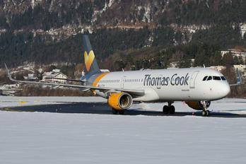 G-TCDM - Thomas Cook Airbus A321