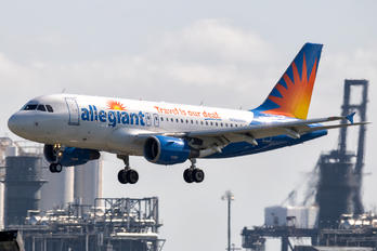 N305NV - Allegiant Air Airbus A319