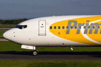 OY-PSA - Primera Air Scandinavia Boeing 737-800