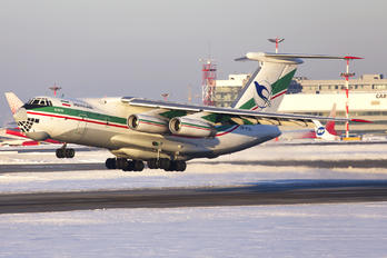 EP-PUL - Pouya Air Ilyushin Il-76 (all models)