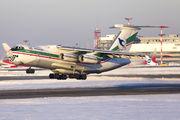 EP-PUL - Pouya Air Ilyushin Il-76 (all models) aircraft