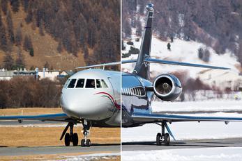 - - Private Dassault Falcon 2000
