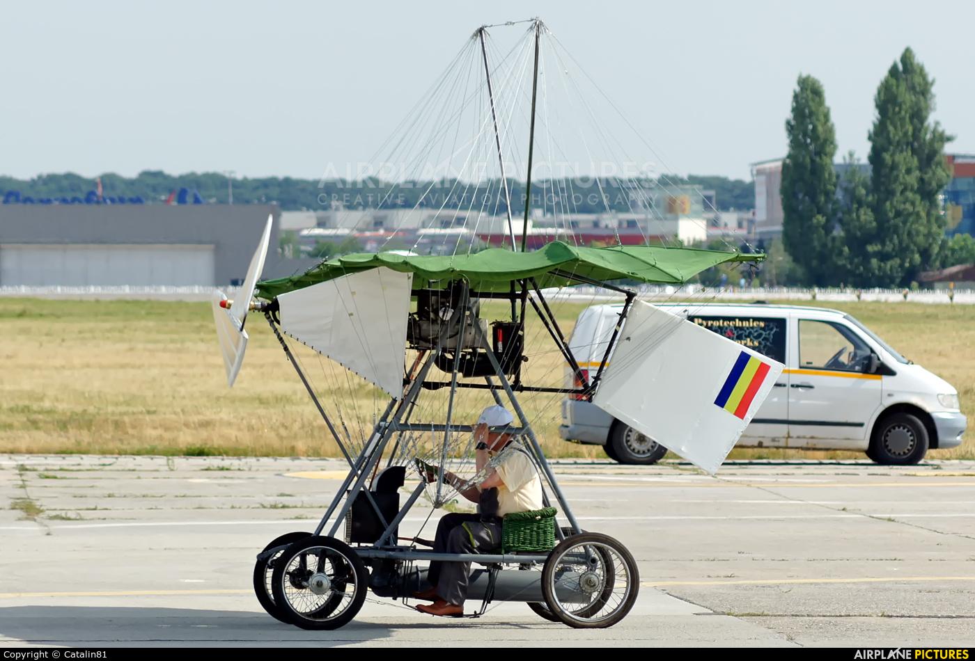 Private - aircraft at Bucharest - Aurel Vlaicu Intl