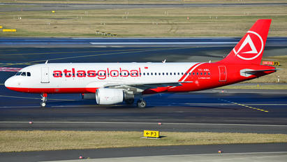 TC-ABL - Atlasglobal Airbus A320