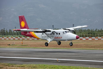 B-55575 - Daily Air Corporation de Havilland Canada DHC-6 Twin Otter