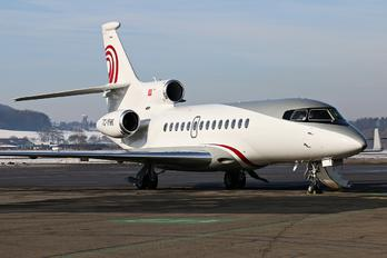 TC-YHK - Private Dassault Falcon 7X