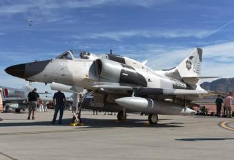 N163EM - Private McDonnell Douglas A-4 Skyhawk