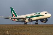 EI-DSB - Alitalia Airbus A320 aircraft