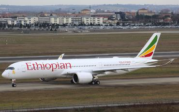 F-WZNS - Ethiopian Airlines Airbus A350-900