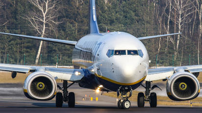 EI-DPO - Ryanair Boeing 737-8AS