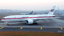 A6-ALN - United Arab Emirates - Government Boeing 777-200ER aircraft