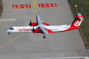 D-ABQC - Air Berlin de Havilland Canada DHC-8-400Q / Bombardier Q400