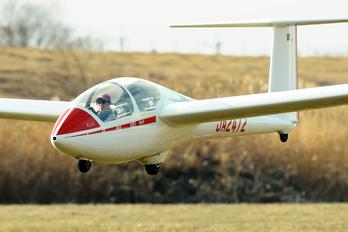 JA2472 - Keio univ. soaring club Schleicher ASK-21