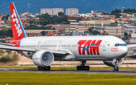 PT-MUE - TAM Boeing 777-300ER aircraft