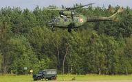 0604 - Poland - Army PZL W-3 Sokół aircraft