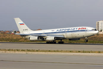 RA-86110 - Aeroflot Don Ilyushin Il-86