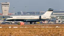 SP-WOI - Blue Jet Bombardier BD-700 Global Express aircraft