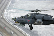 12 - Russia - Air Force Mil Mi-28 aircraft