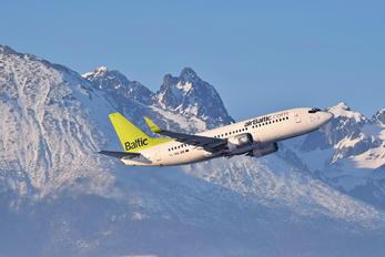 YL-BBI - Air Baltic Boeing 737-300