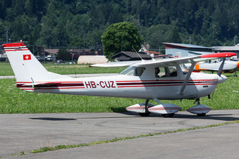 HB-CUZ - Private Cessna 150