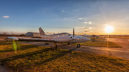 9A-DMO - Ecos pilot school Piper PA-34 Seneca