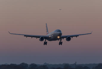 N287AY - American Airlines Airbus A330-200