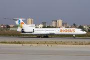 RA-85632 - Globus Tupolev Tu-154M aircraft