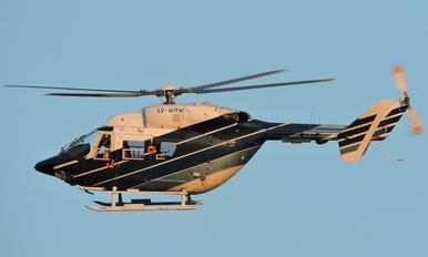 LV-WRW - Argentina - Government Eurocopter BK117