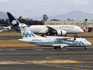 XA-TKJ - Aeromar ATR 42 (all models)