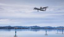 JA841C - JAL-  Japan Air Commuter de Havilland Canada DHC-8-400Q / Bombardier Q400 aircraft