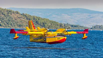 811 - Croatia - Air Force Canadair CL-415 (all marks)
